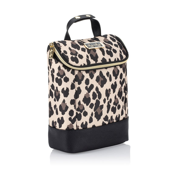 Itzy Ritzy - Leopard Chill Like A Boss™ Bottle Bag