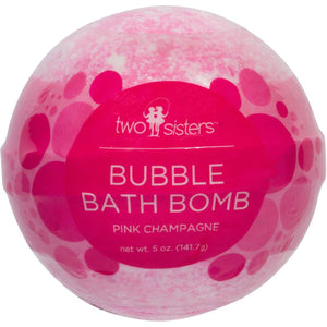 Two Sisters Spa - Pink Champagne Bubble Bath Bomb