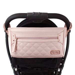 Itzy Ritzy - Blush Stroller Caddy
