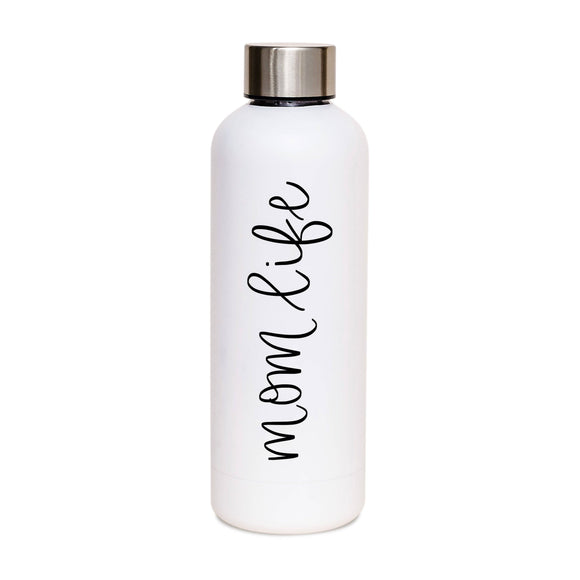 Sweet Water Decor - Mom Life Metal Water Bottle