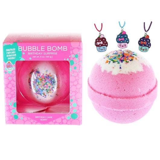 Two Sisters Spa - Birthday Surprise Bubble Bath Bomb