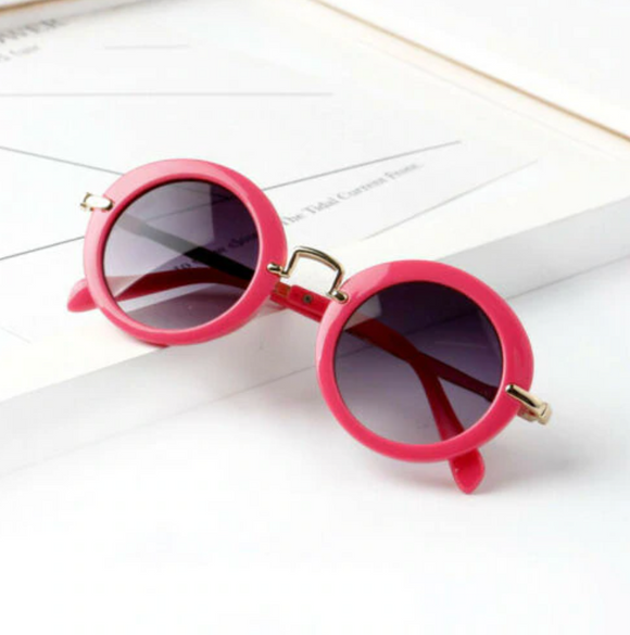 Baby/Toddler Girl Sunglasses - Hot Pink