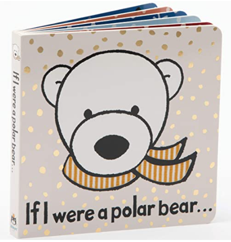 JellycatⓇ If I Were a Polar Bear Book