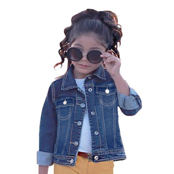 Toddler Denim Jacket