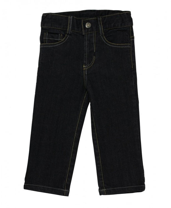 RuggedButts® Rocker Black Wash Jeans