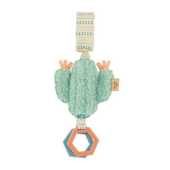 Itzy Ritzy - Ritzy Jingle™ Cactus Attachable Travel Toy