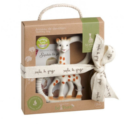 Sophie the Giraffe So'pure Teething Ring