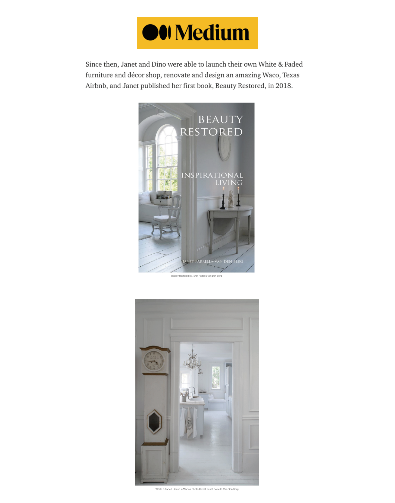 Medium, Design Magazine, Mora Clock, Gustavian