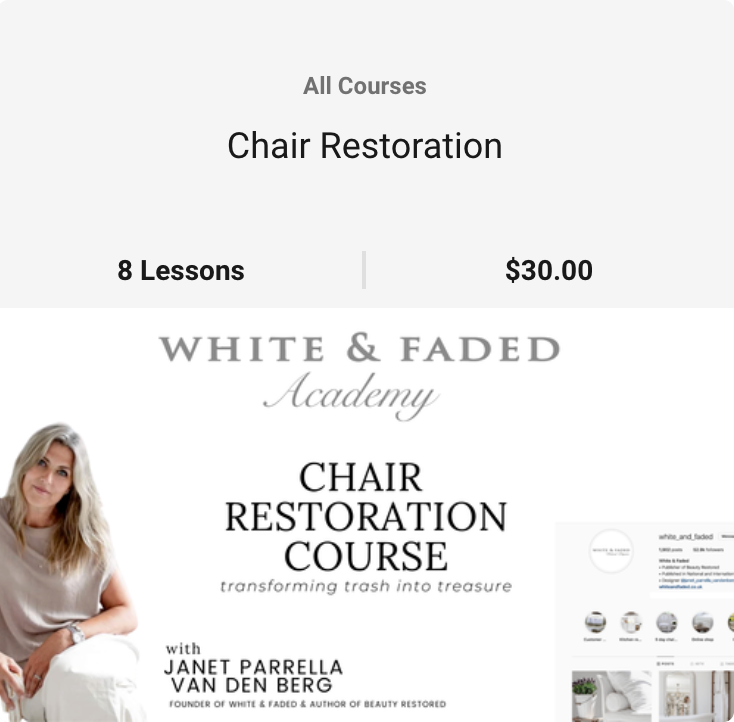 White & Faded Academy