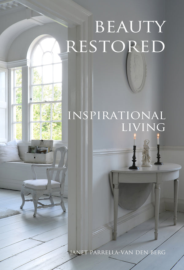 Beauty Restored - Inspirational Living - 25% off