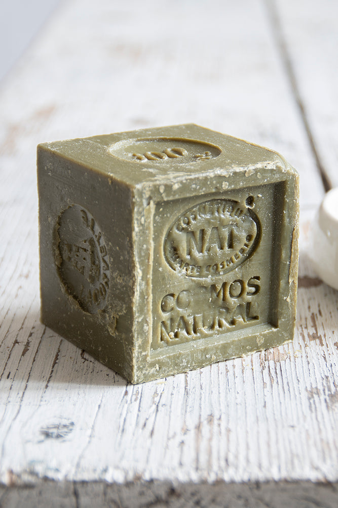 Organic Marseille Soap Bar 300g