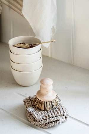 Washing Up Brush