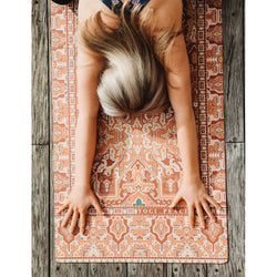 Flow Sunrise Yoga Mat