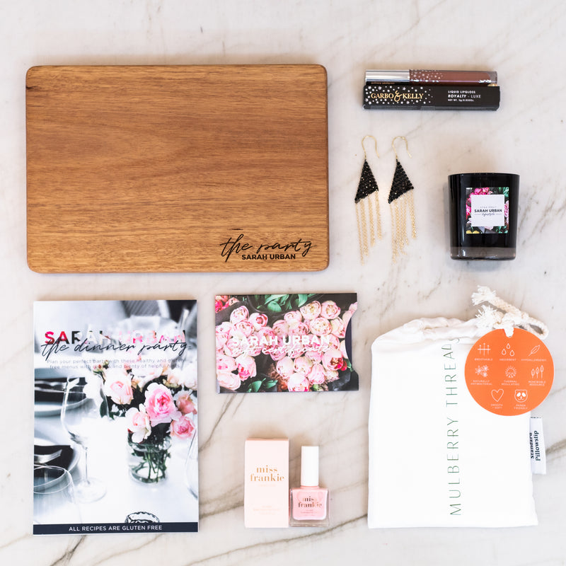 Subscription Box - SEPTEMBER BOX - Sarah Urban