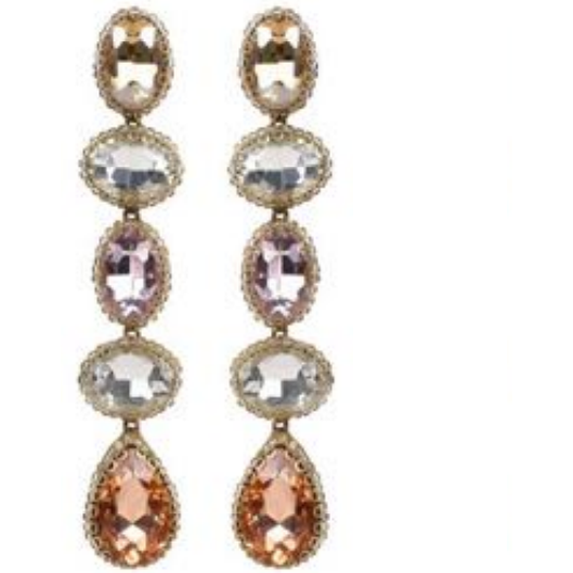 Pastel Drop Earrings - Sarah Urban