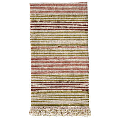 Striped Napkin Set of 4 - Sarah Urban