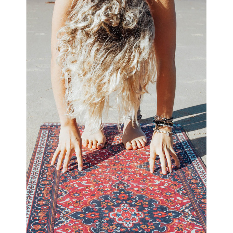 Mantra Red Yoga Mat