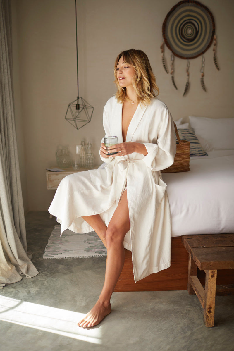 Breathe Unlined Robe