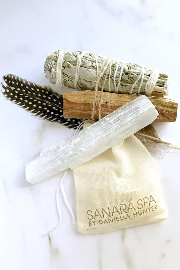 Sanarà Smudge Kit