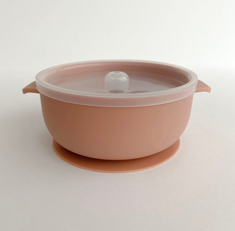 Silicone Bowl | Muted