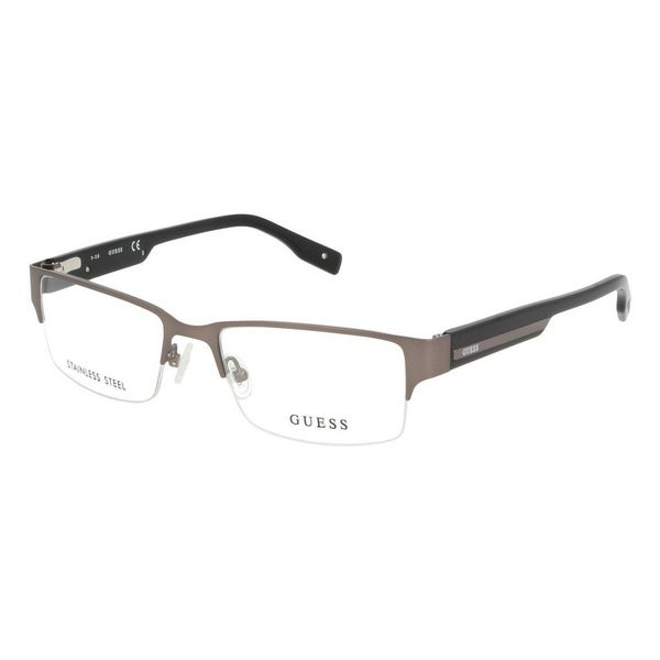 Men' Spectacle frame Guess GU1818-53-GUNBLK (ø 53 mm)