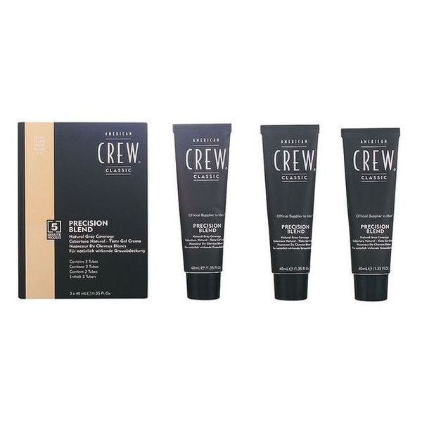 Men's Hairdressing Set Precision Blend American Crew