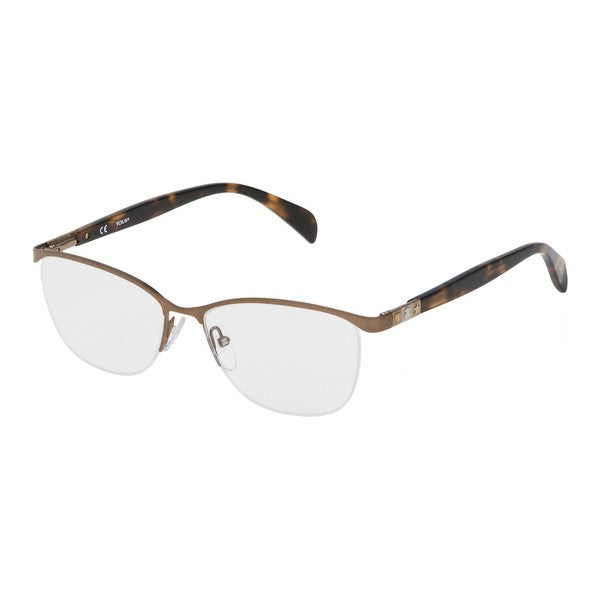 Ladies' Spectacle frame Tous VTO340540R80 (54 mm)
