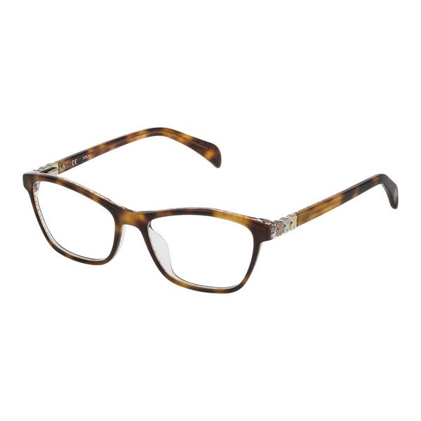 Ladies' Spectacle frame Tous VTO9745309RG (53 mm)