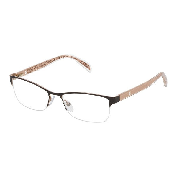 Ladies' Spectacle frame Tous VTO348540483 (54 mm)