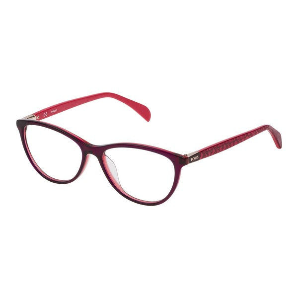 Ladies' Spectacle frame Tous VTO977530N18 (53 mm)