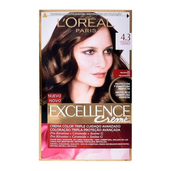 Permanent Dye Excellence L'Oreal Expert Professionnel
