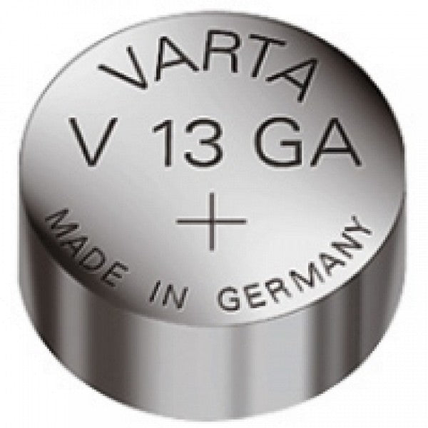 Alkaline Button Cell Batteries Varta V13GA 1,5 V LR44