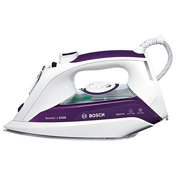 Steam Iron BOSCH TDA5028020 Sensixx'x DA50 2800W