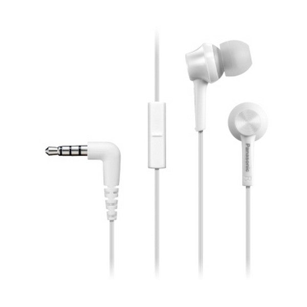 Headphones with Microphone In-ear Panasonic Corp. TCM115E