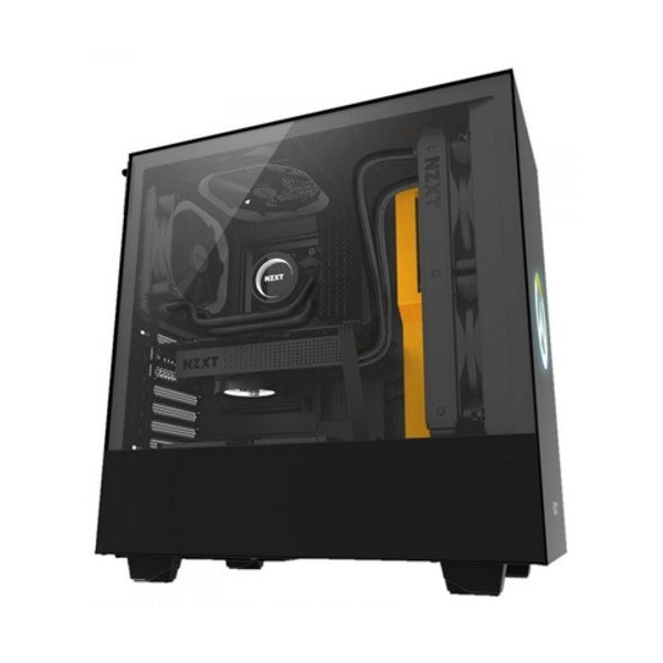 Micro ATX / Mini ITX / ATX Midtower Case NZXT H500 Edition Overwatch USB 3.0 Black