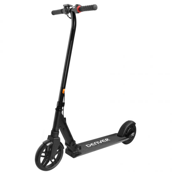 "Electric Scooter Denver Electronics SCO-80100 8"" 4000 mAh 300 W Black"