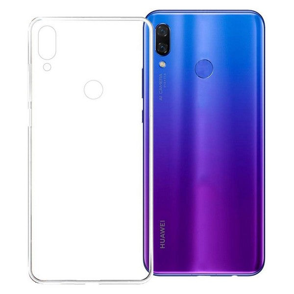 Mobile cover Huawei P Smart Plus TPU Transparent
