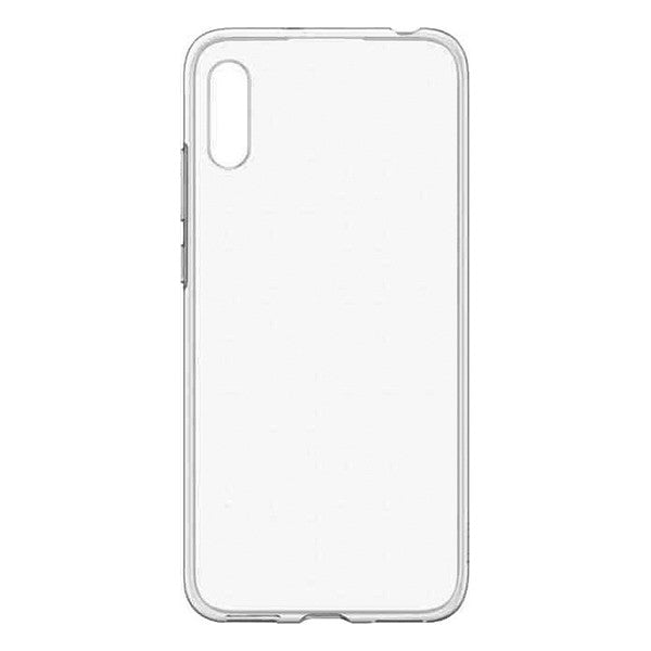 Mobile cover Huawei Y6 2019 Transparent