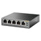 Desktop Switch TP-Link TL-SF1005P PoE LAN 10/100 Metal