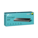 Desktop Switch TP-Link TL-SG116E RJ45 32 Gbps Black (16 Ports)