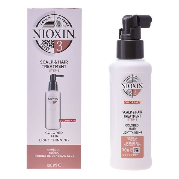 Mask for Fine Hair System 3 Nioxin (100 ml)