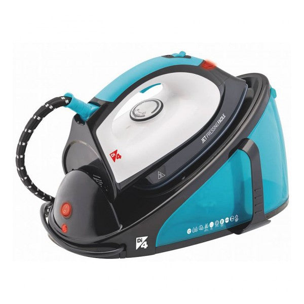 Steam Generating Iron DI4 Jet Pressing 1,6 L 120 g/min 2200W Blue Black
