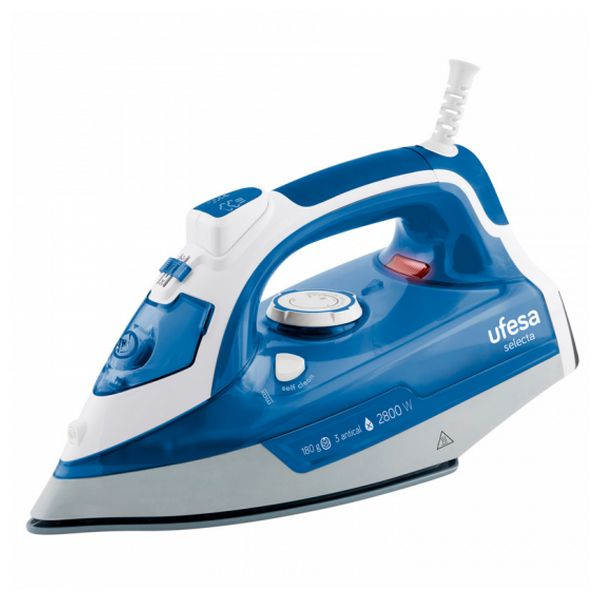 Steam Iron UFESA PV3280 Selecta 0,33 L 2800W Azul
