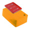 Floating Sponge for Sports Camera KSIX Yellow
