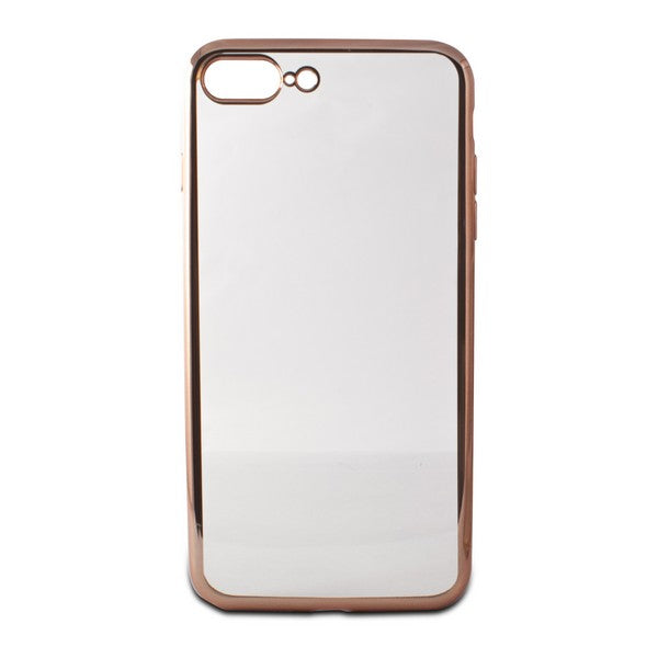 Mobile cover Iphone 7+/8+ Contact Flex Metal Rose gold