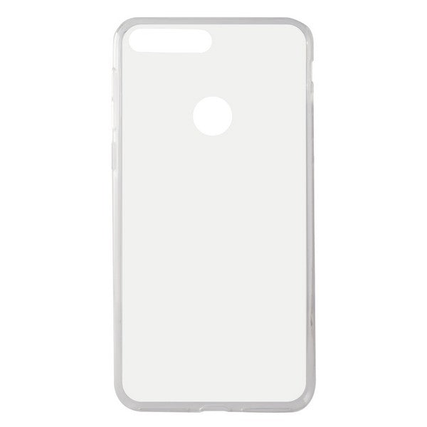 Mobile cover Huawei P Smart KSIX Flex Ultrafina Transparent