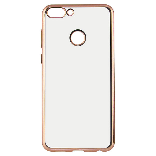 Mobile cover Huawei P Smart KSIX Flex Metal