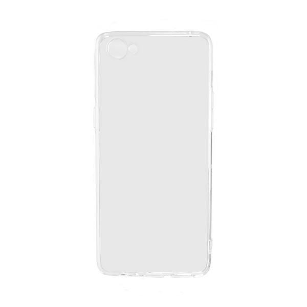 Mobile cover Oppo A3 KSIX Flex TPU Transparent