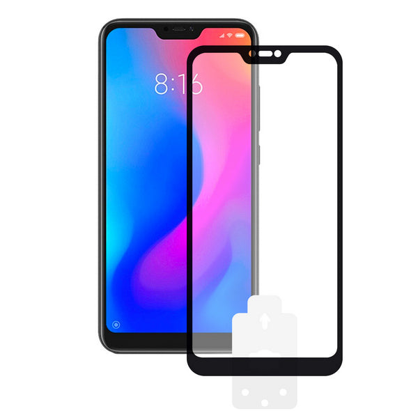 Tempered Glass Mobile Screen Protector Xiaomi A2 Lite KSIX Extreme 2.5D