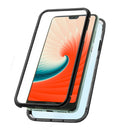 Mobile cover Huawei P20 KSIX Magnetic (2 Pcs)